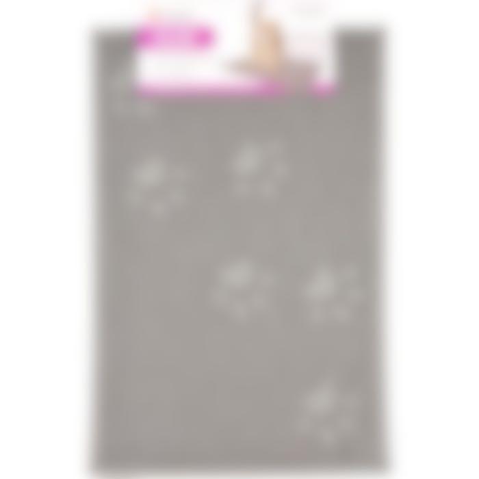 Tapis Pour Bac À Litière Tumbi Gris 40x60cm