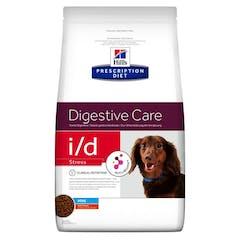 Hill's Prescription Diet I/D AB+ stress Mini pour petit chien au poulet