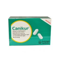 Canikur 2 Blisters de 4 comprimés