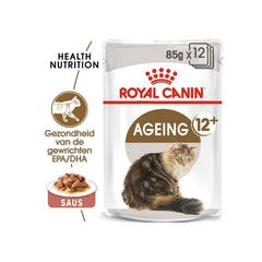 Royal Canin Ageing 12+ In Gravy Kat 85g
