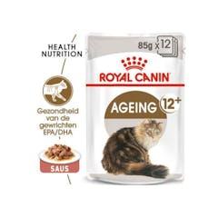 Royal Canin Ageing 12+ In Gravy Kat 85g