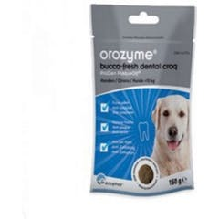 Orozyme Bucco Fresh Dental Croqs Chien >10kg 150gr