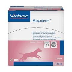 Megaderm monodose chien et grand chien 28 sachets de 8ml