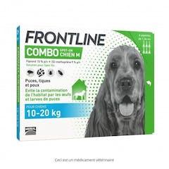 Frontline Combo M chien 10-20 kg