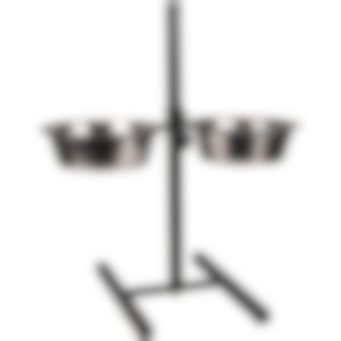 Support En H Avec Ecuelles Otis 2x21cm 1,5l