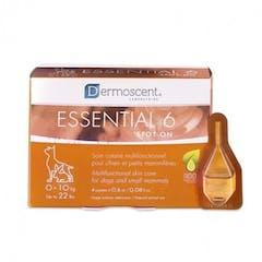 Dermoscent Essential 6® spot-on Chien 4 pipettes