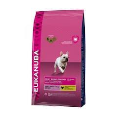 Eukanuba Adult Weight Control Small Breed – Hondenvoer – 3kg