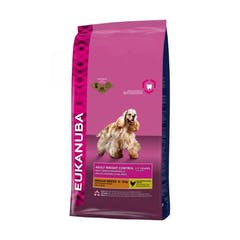 Eukanuba Adult Weight Control Medium Breed pour chien 3kg