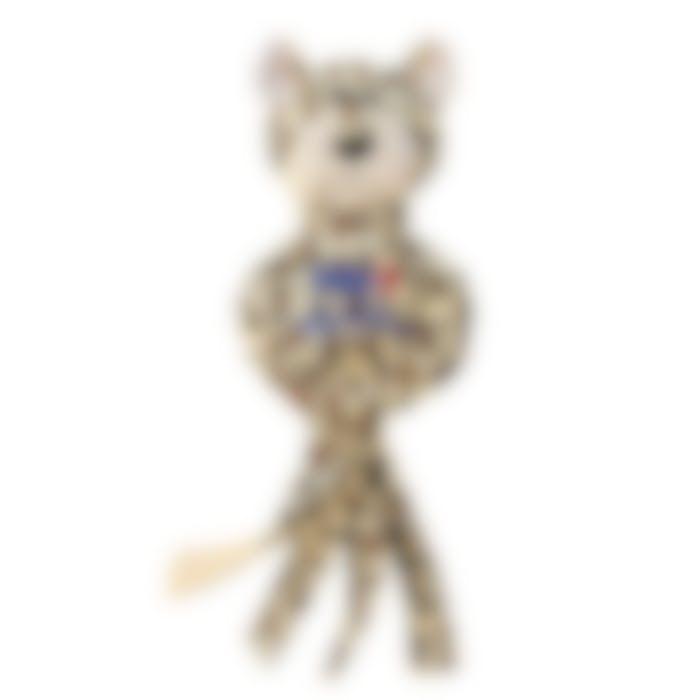 Jouet Kong Wubba No Stuff Cheetah