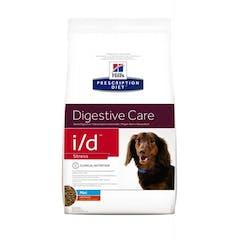 Hill's Prescription Diet I/D Mini Stress – Hondenvoer met Kip – 1,5kg