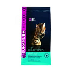 Eukanuba Senior – Kattenvoer met Kip&Lever – 2kg