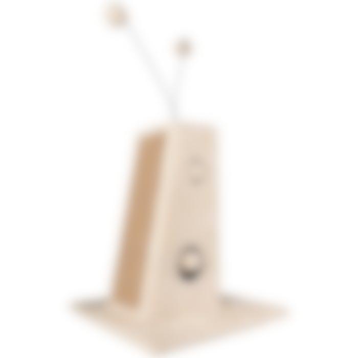 Arbre À Chat Sno 4 Crème 35x35x68cm