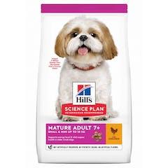 Hill's Science Plan Mature Adult Small & Mini croquettes pour petit chien agé au poulet