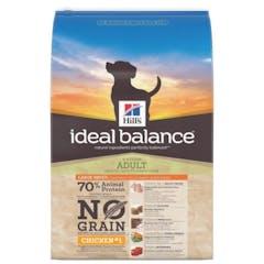 Hill's Ideal Balance Adult Large Breed No Grain – Hondenvoer met Kip – 12kg