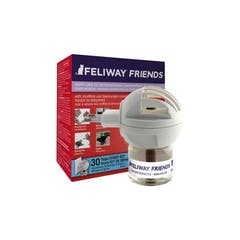 Feliway Friends Diffuseur + Recharge 48ml