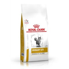 Royal Canin Urinary S/O Moderare Calorie pour chat 9kg