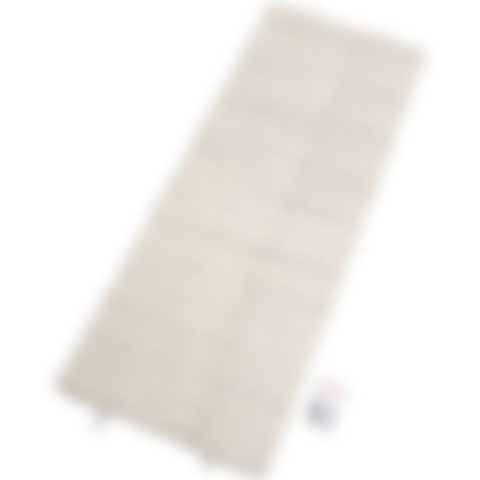 Grattoir Rochefort Gris 38x38x105cm