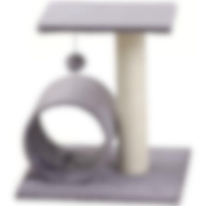Grattoir Triolet Gris 38x38x40cm