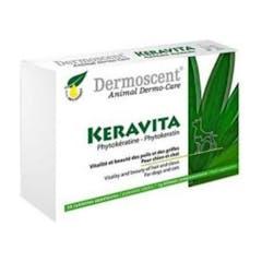 Dermoscent Keravita Hond  Kat 30Tabl