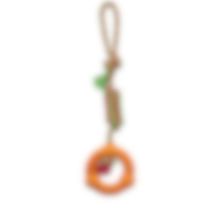 Corde de jeu avec anneau TRIXIE