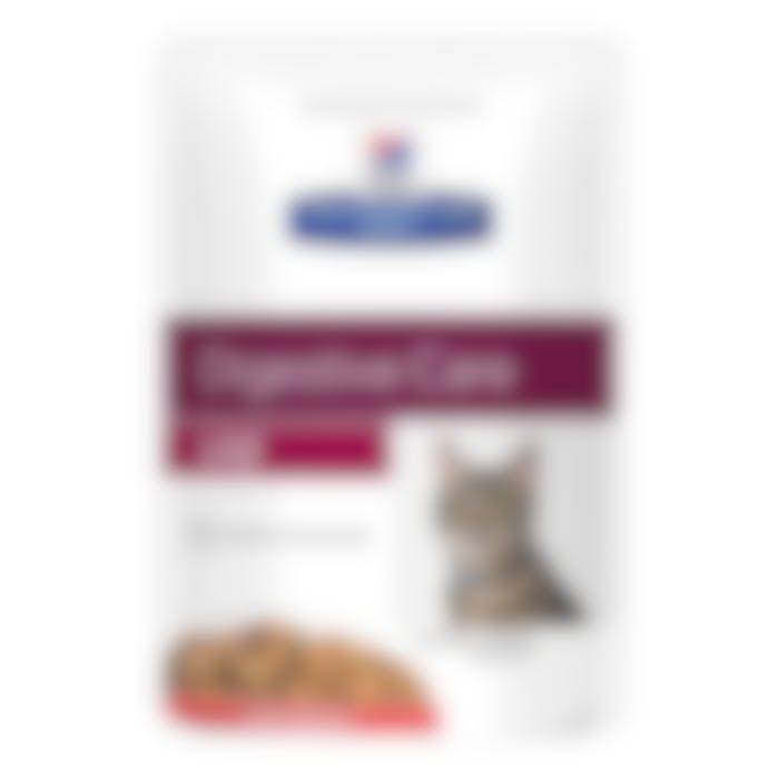 Hill's Prescription Diet I/D Saumon pour chat 12x85g