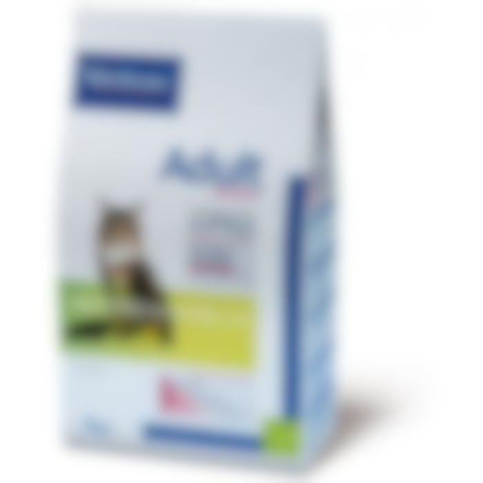 Virbac Veterinary Hpm Adult Neutered & Entire - Kattenvoer met Zalm - 1,5kg