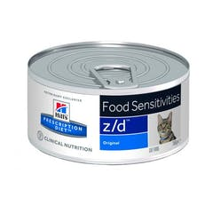 Hill's Prescription Diet Z/D Ultra pour chat 24x156g