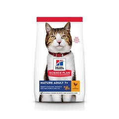 Hill's Science Plan Feline Mature Adult Kip 10kg