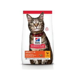 Hill's Science Plan Adult Kattenvoer Kip 3kg