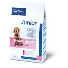 Virbac Veterinary HPM Junior Special Medium