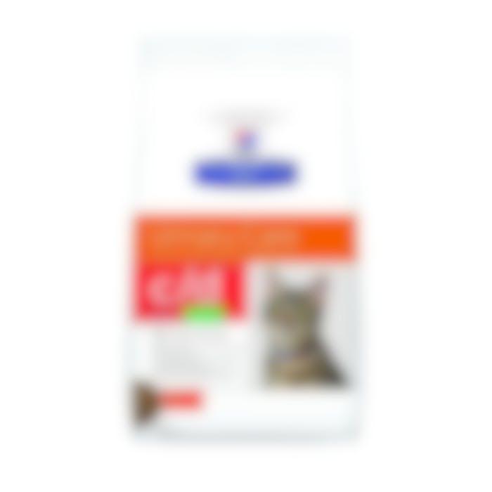 Hill's Prescription Diet C/D – Kattenvoer met Kip – Maaltijdzakjes 12x85g