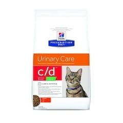 Hill's Prescription Diet C/D pour chat 12x85g