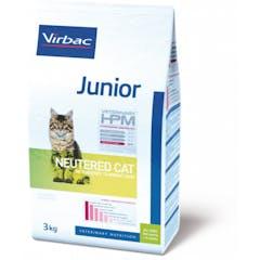 Virbac Veterinary HPM Chat Junior Neutered