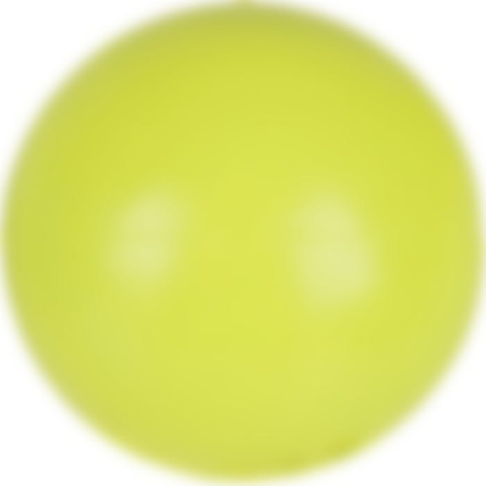 Jchien Caoutchouc Classic Balle Vert 6cm