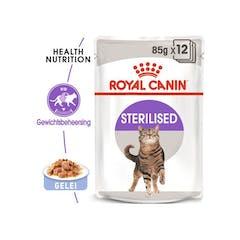 Royal Canin Sterilised In Gravy Kat 85g