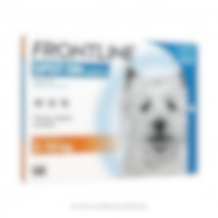 Frontline spot-on S chien 2-10Kg