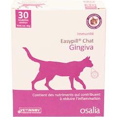 Easypill Chat Gingiva 30 Boulettes de 2g