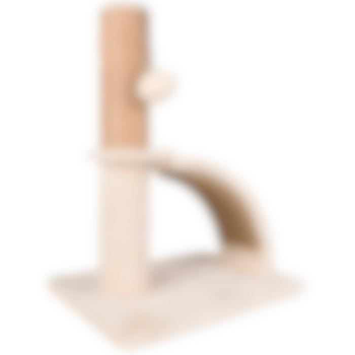 Arbre À Chat Tessa Crème 35x25x43,5cm