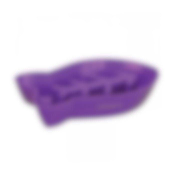 Gamelle Anti-Glouton Poisson Violet