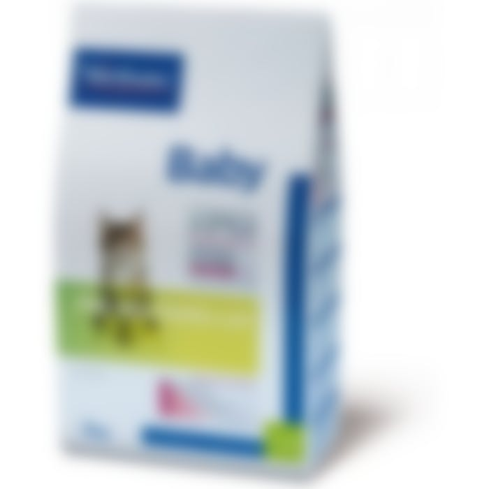 Virbac Veterinary Hpm Baby Pre Neutered pour chat 1,5kg