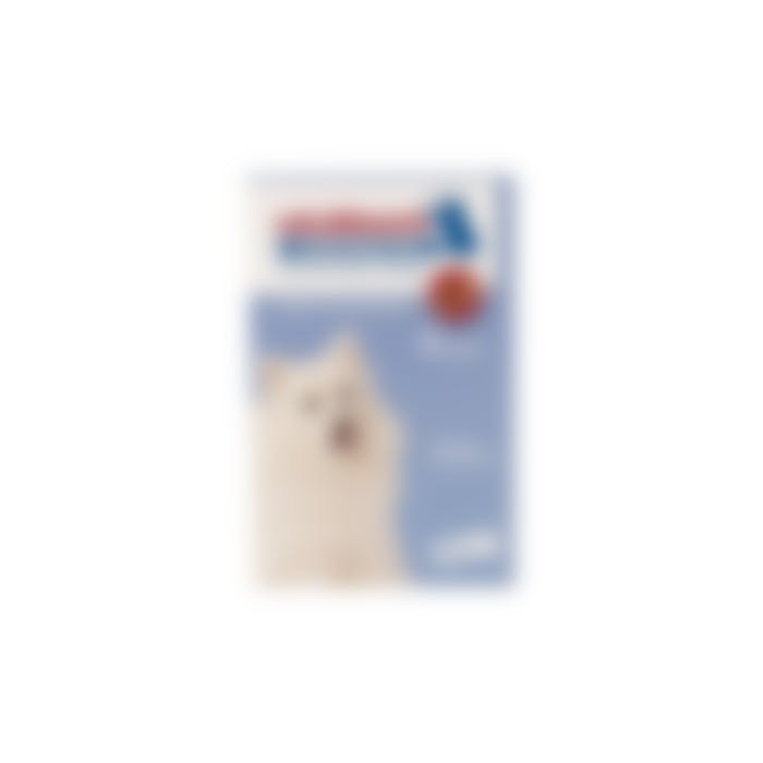 Milbemax Kauwtablet Kleine Hond 1-5kg 4 Tabletten