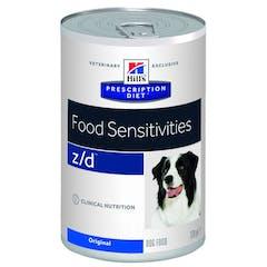 Hill's Prescription Diet Z/D Ultra pour chien 12x370g
