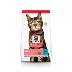 Hill's Science Plan Adult Light Kattenvoer Tonijn 1,5kg