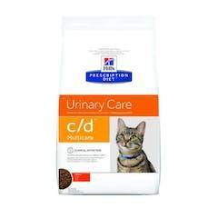 Hill's Prescription Diet C/D – Kattenvoer met Kip – 1,5kg