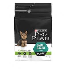 Pro plan Puppy Small et Mini OptiStart