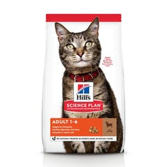 Hill's Science Plan Feline Adult Agneau 10kg