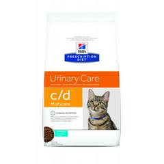 Hill's Prescription Diet C/D Poisson pour chat 5kg