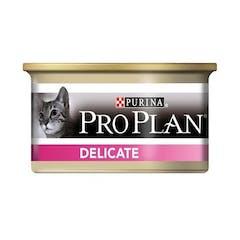 Pro Plan Adult delicate Dinde chat 24 boites de 85g