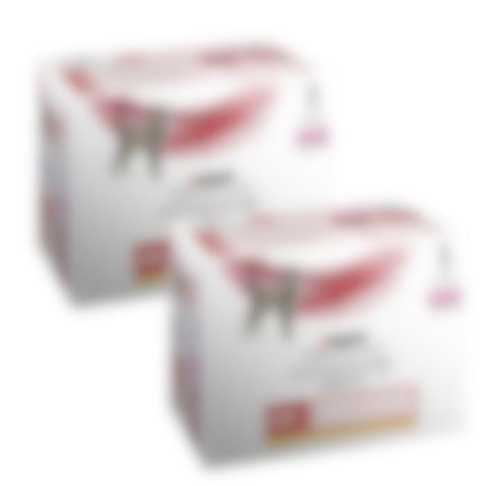 Purina veterinary diet DM chat - Pack de 2 boîtes de 10 Sachets de 85g