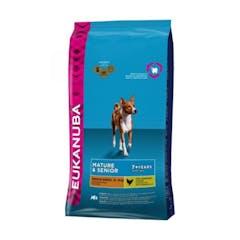 Eukanuba Mature & Senior Medium Breed pour chien 3kg